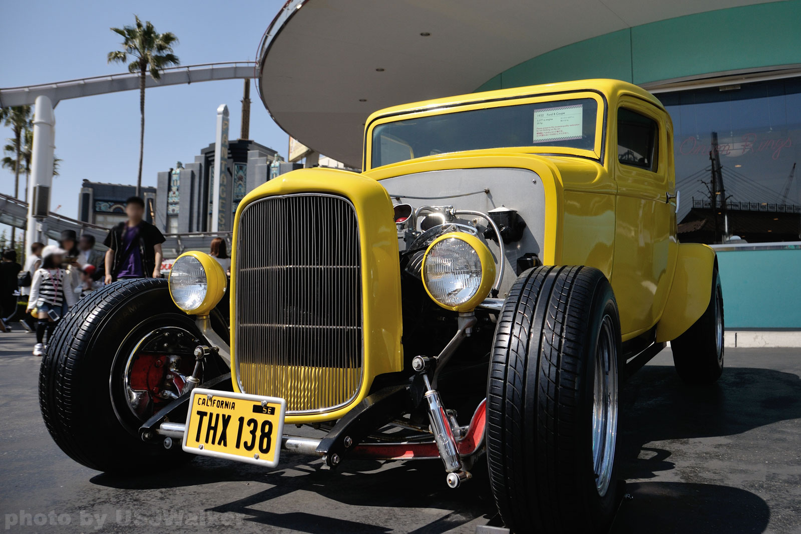1932 Ford B Coupe
