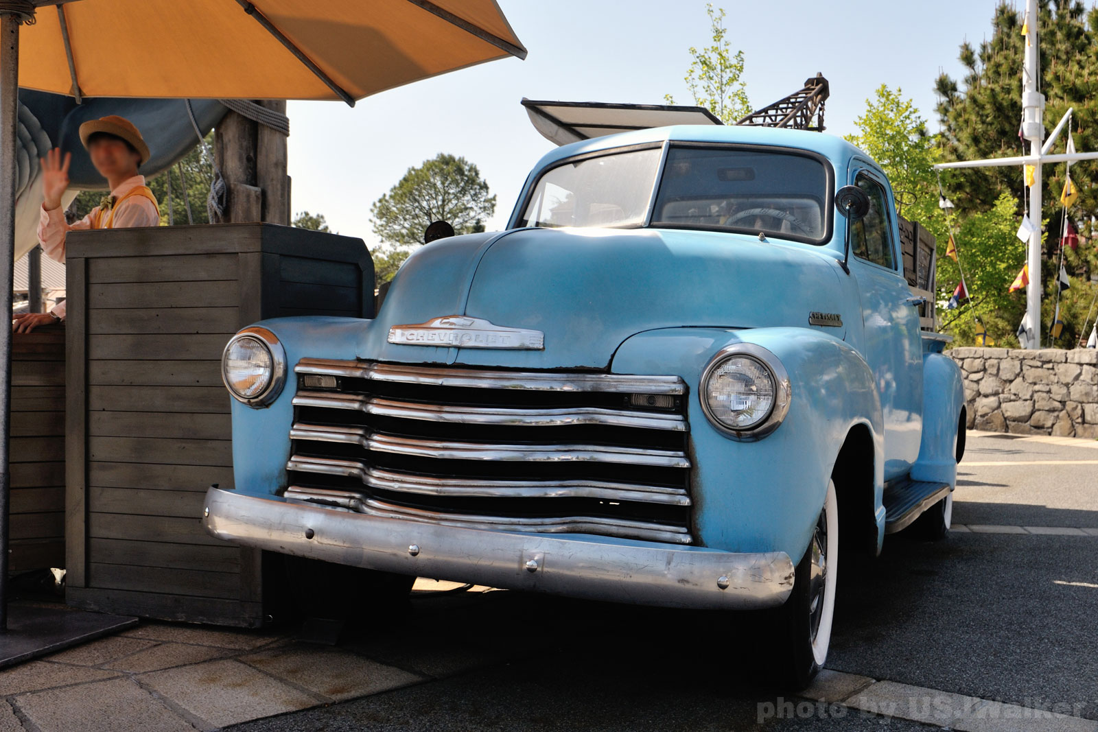 1951 Chevrolet Picup Truck 3100 Thriftmaster
